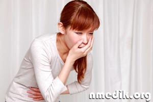Как снять беременную тошноту