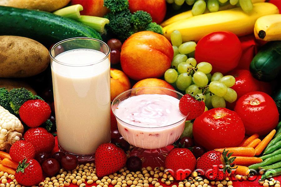 Все о молочно-вегетарианской диете