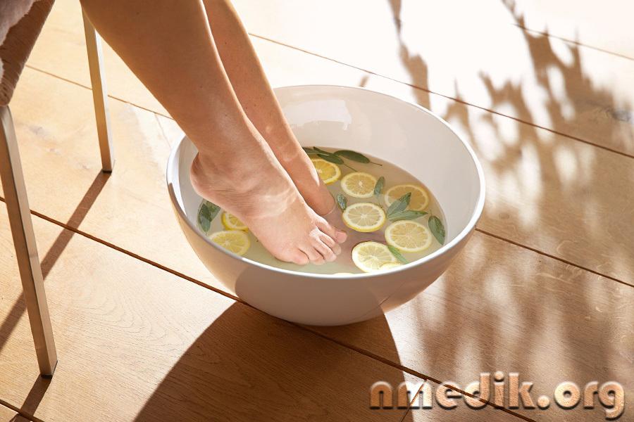 Ванночки с солью на область сустава признаки здоровых суставы