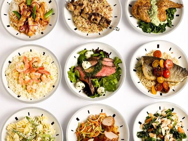 Кетоновая диета для похудения меню