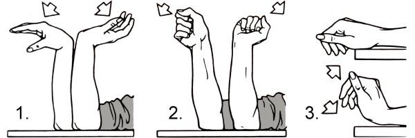 Упражнения на подвижность при артрите