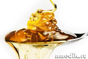 Маска на волосы с медом