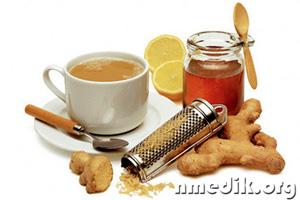 имбирный чай для похудения как употреблять