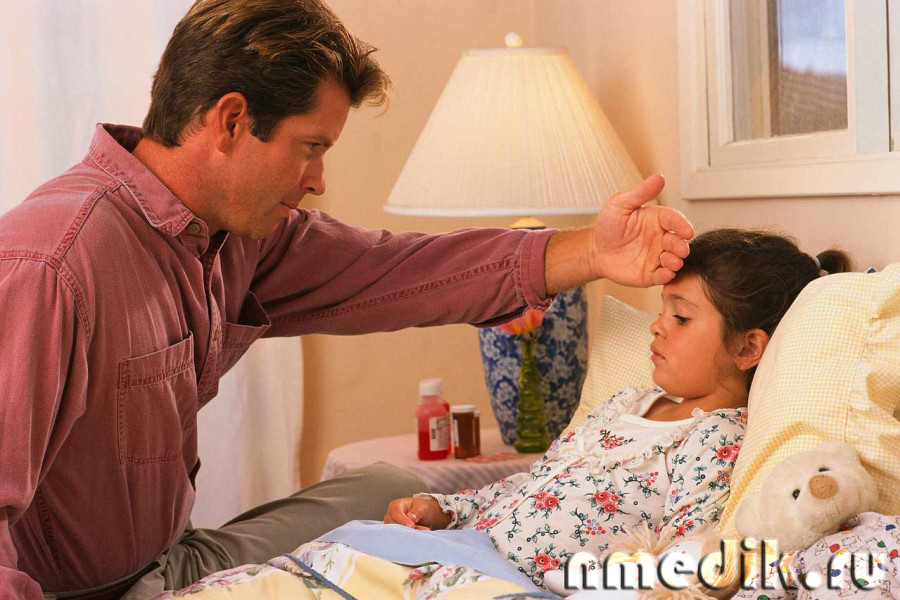 симптомы насморк слезотечение головная боль
