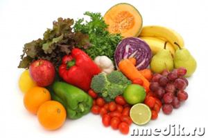 Основе диеты при