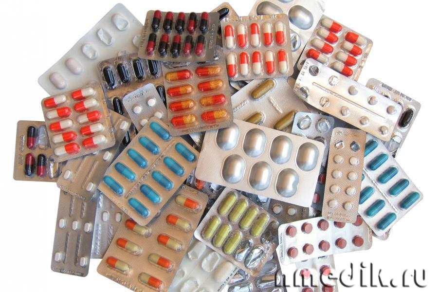 Антибиотики при гайморите