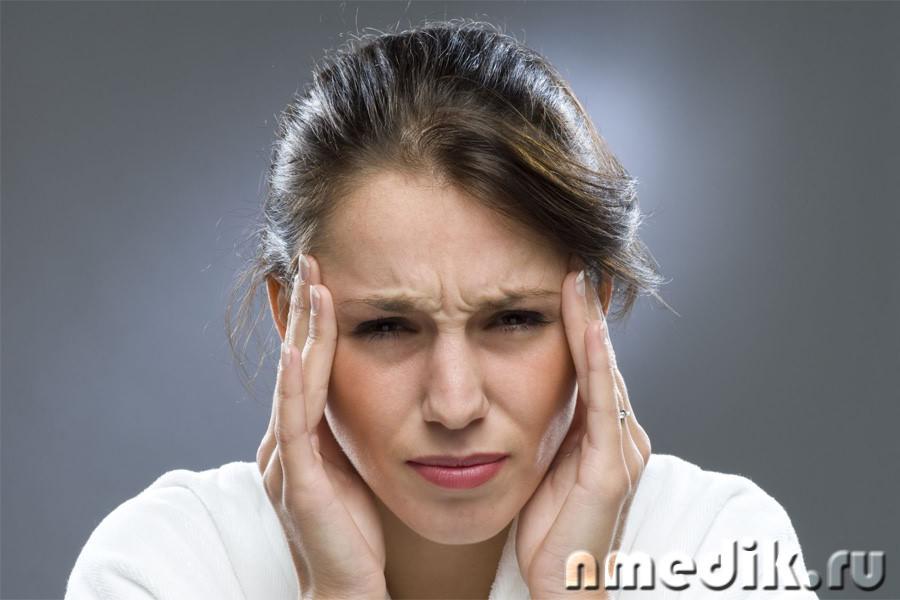 Мигренозная невралгия фото