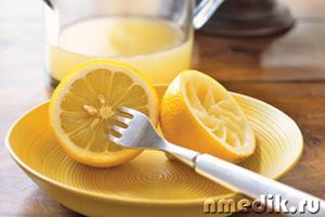 лимон очищение организма отзывы